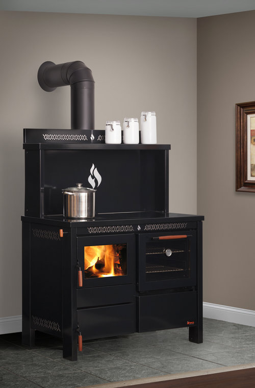 Heco Wood Cook Stoves 420