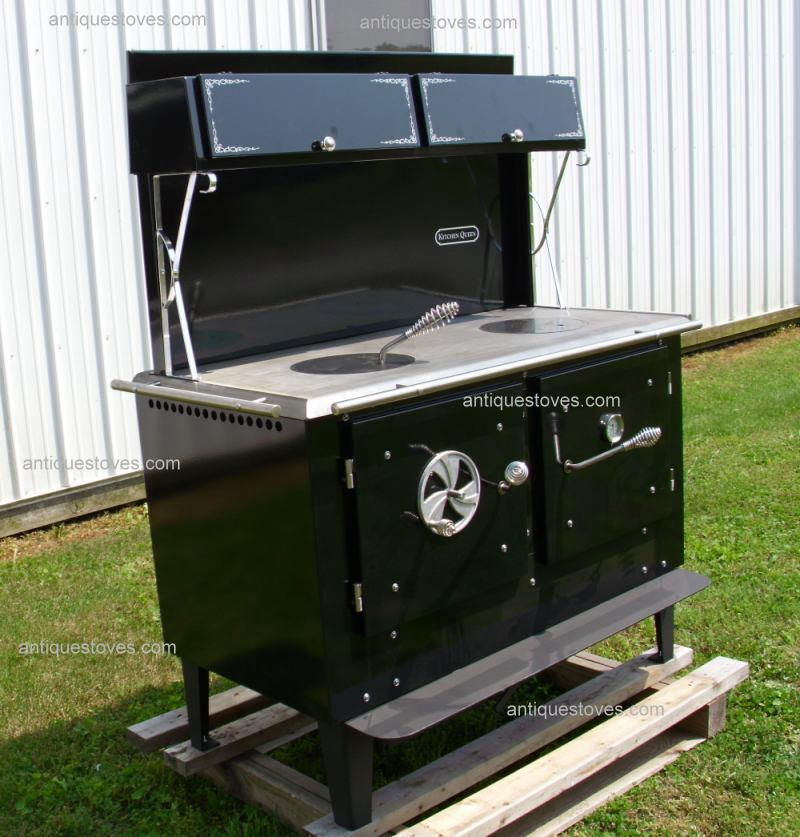 Kitchen Queen, Kitchen Queen  Cookstove,wood Cook stove, wood cooking stove