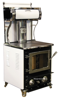 Margin Flame View Heater, Wood Stove